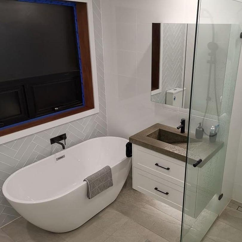 Bathroom renovation completed by Sheidow park plumber