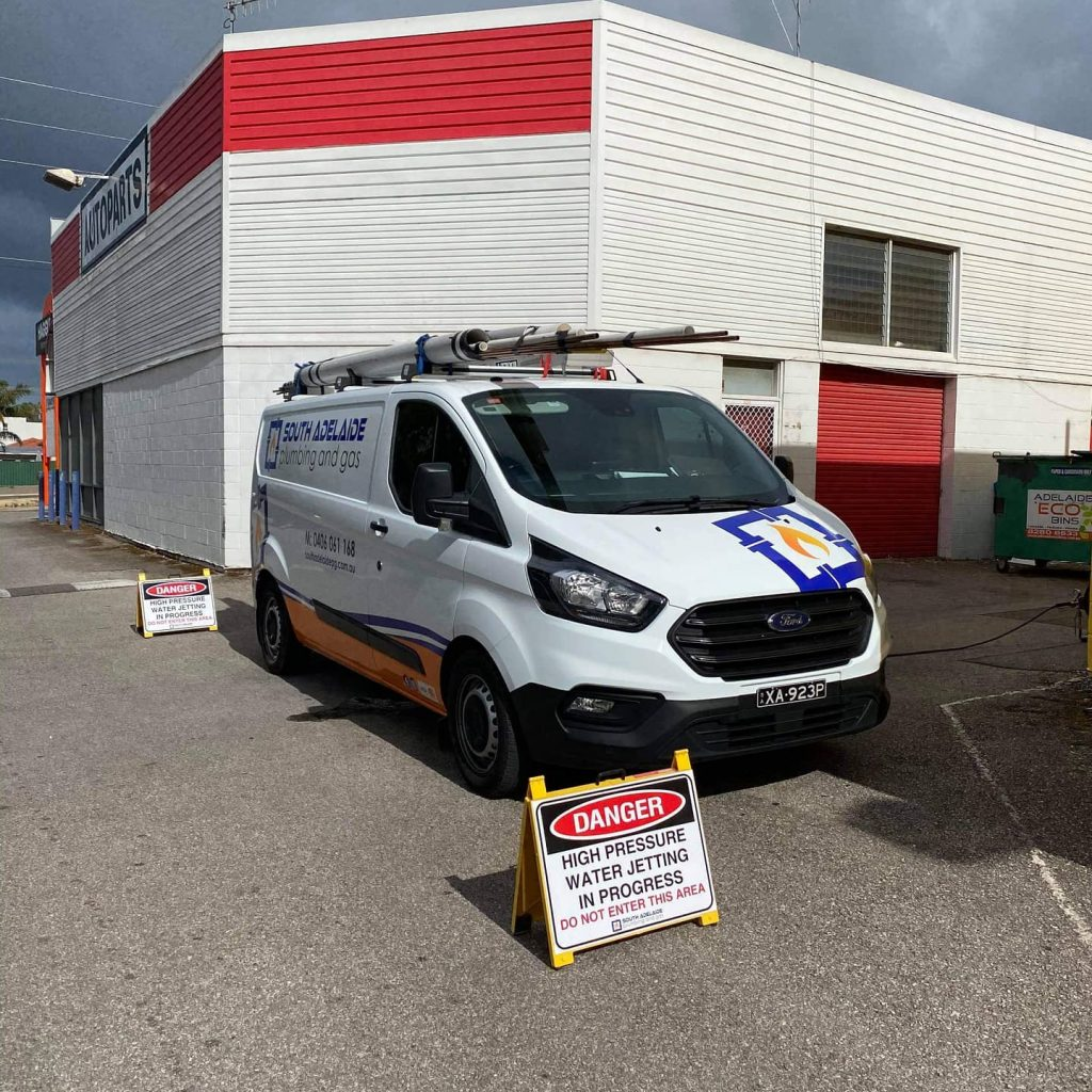 Hallet Cove blocked drains cleared by Hydrojet Drain Cleaning