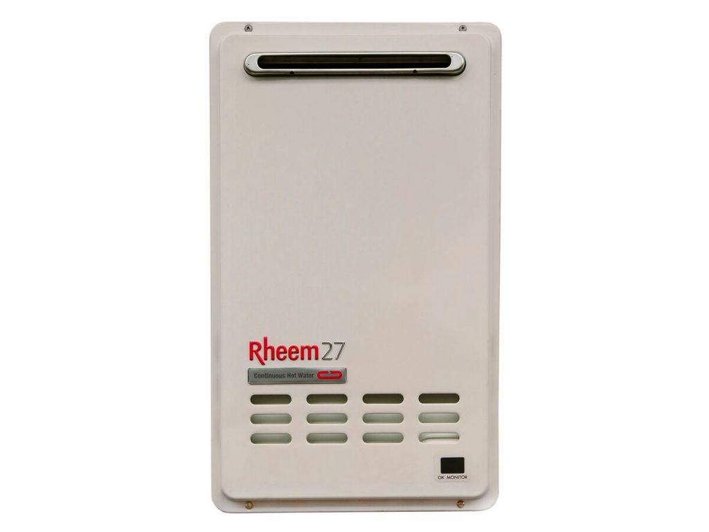 Rheem Continuous Flow Hot Water