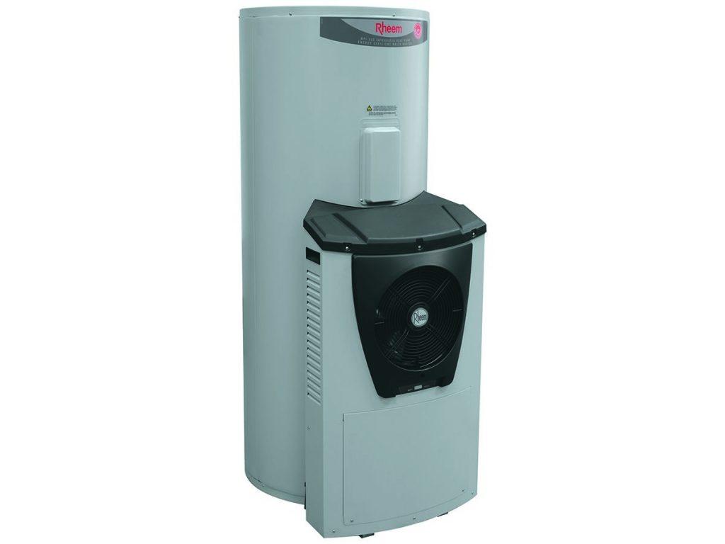 Heat pump hot water tank
